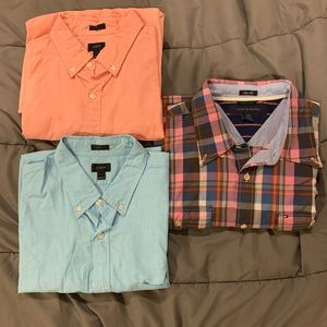 Jcrew Tommy Hilfiger bundle